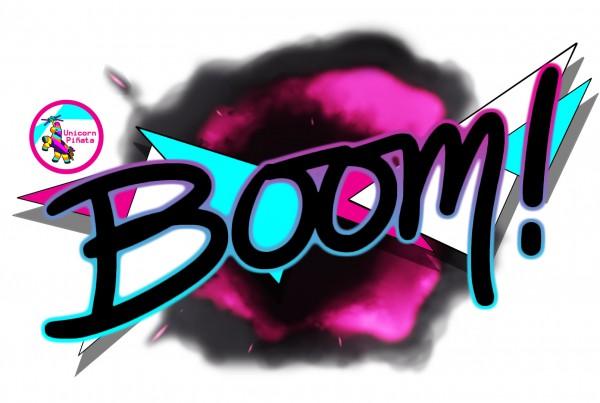 Boom! Splash